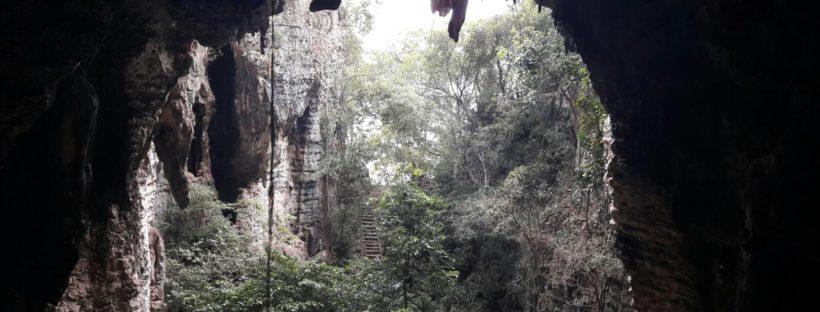 The Nature Cave at Phnom Sampeau.
