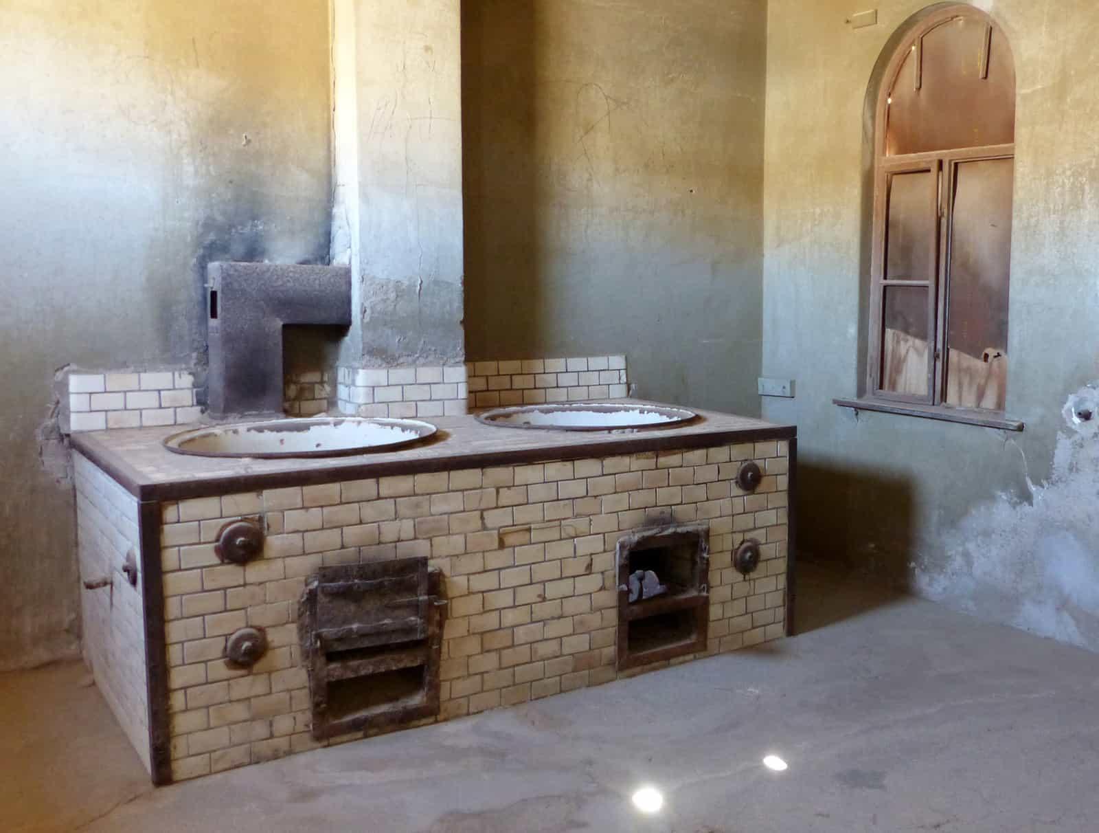 Kolmanskop Butcher