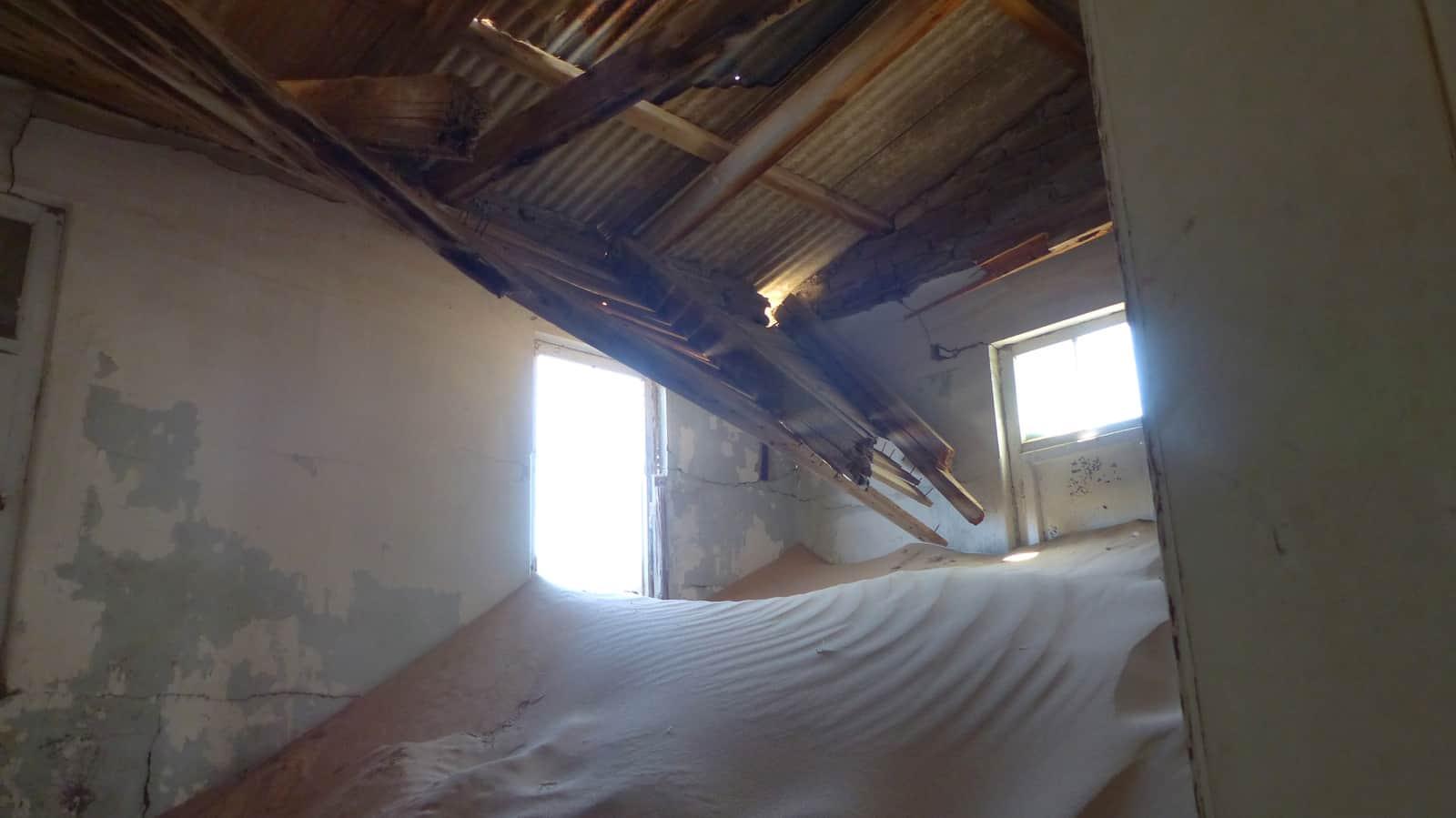 Kolmanskop Ruins