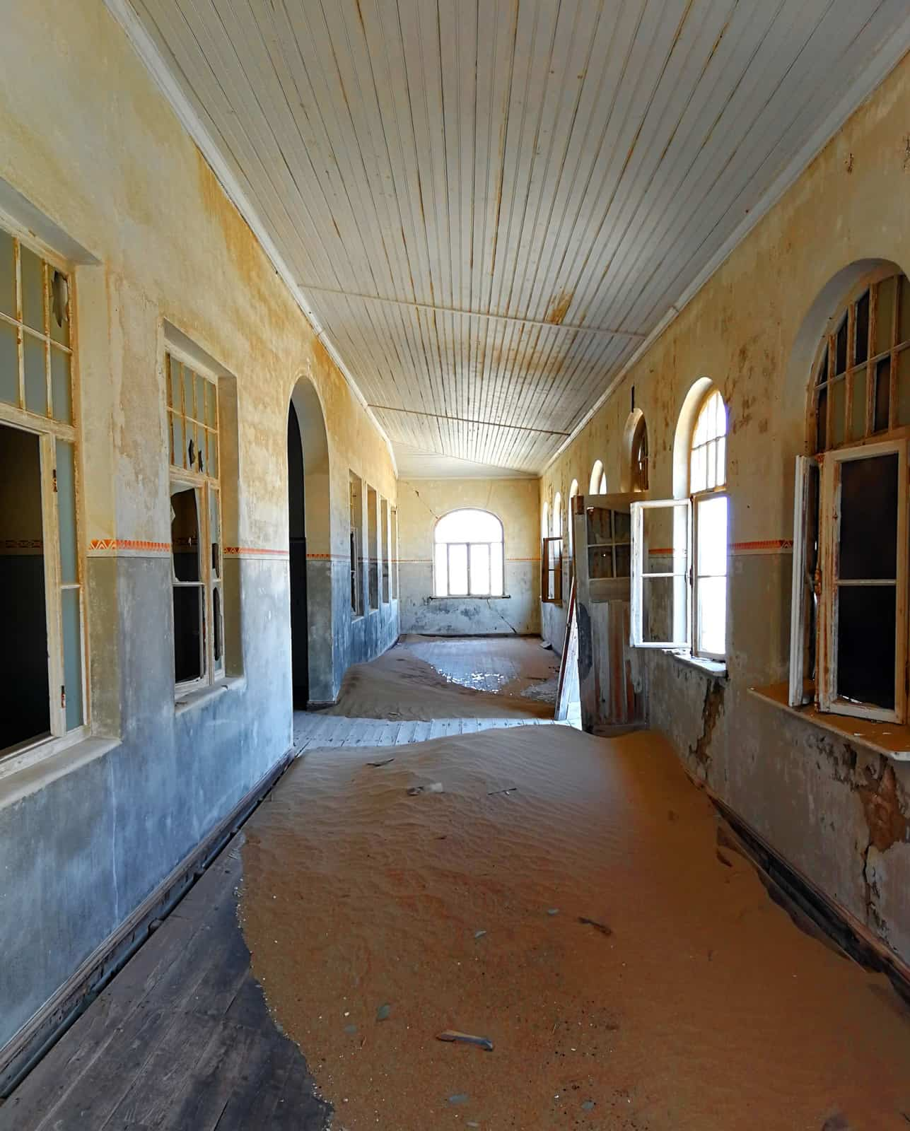 Kolmanskop's Private School