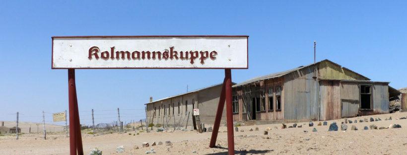 Kolmanskop - Kolmanskuppe