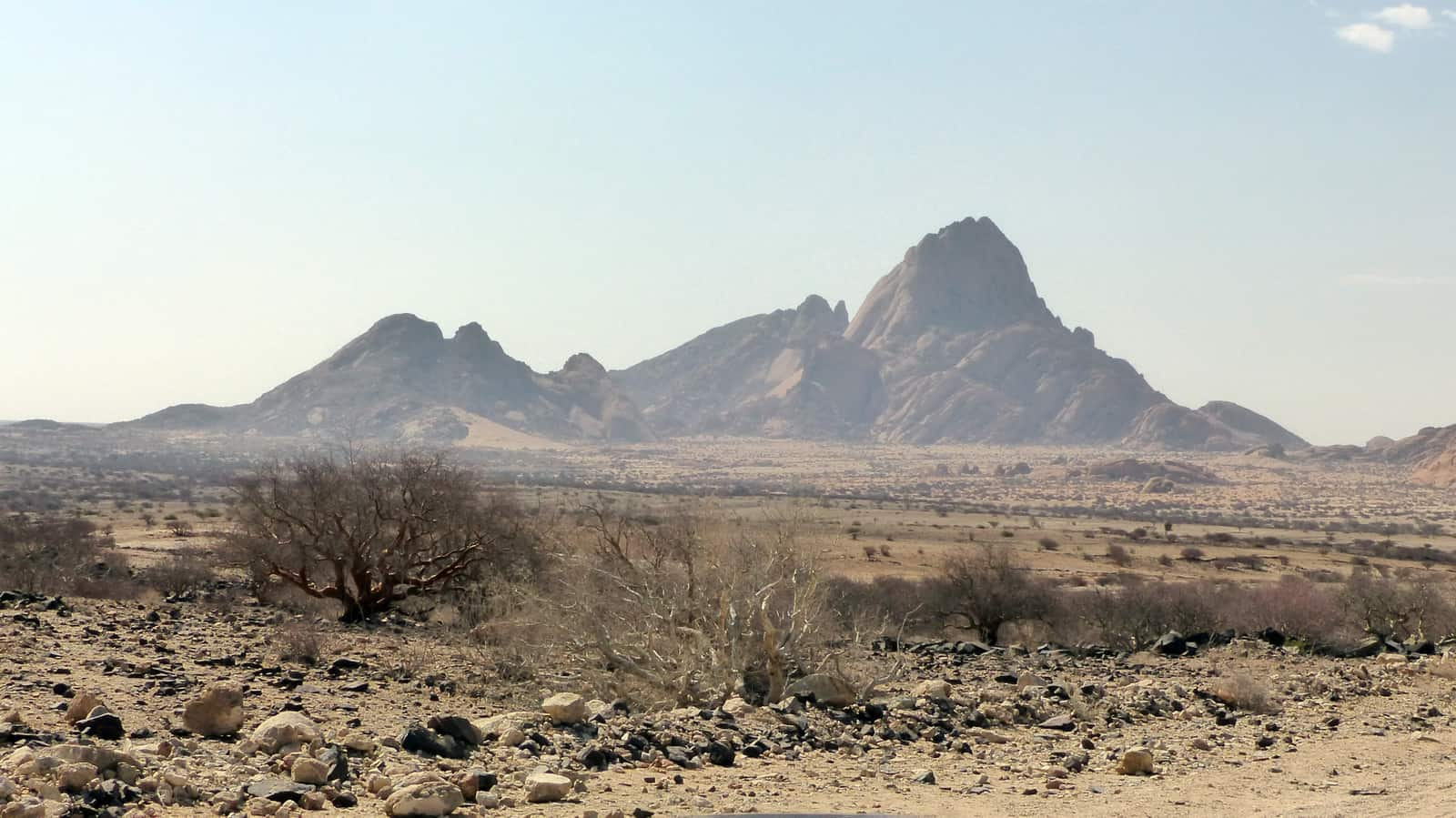 Spitzkoppe Mountain Range